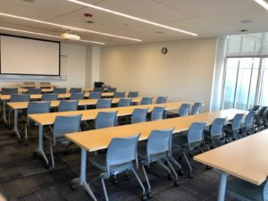 BSC 222 Classroom Style Back Diagonal