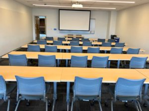 BSC 222 Classroom Style Back