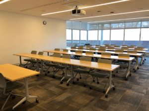 BSC 222 Classroom Style Front Diagonal