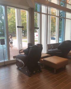 Massage Chair Back